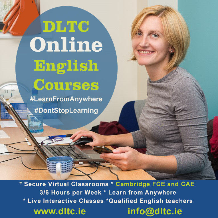 Cambirdge English Evening Courses Online
