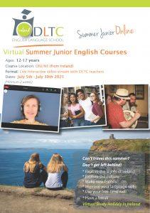 Click to Download Virtual Summer Junior Course Brochure