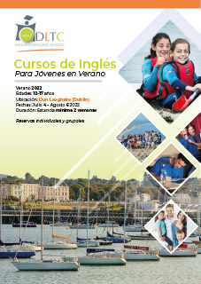 Brochure Curso de Inglés de Verano en Dublin para Jóvenes